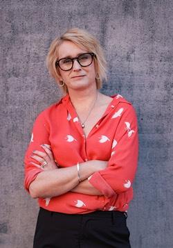 Om Anna Sjöström